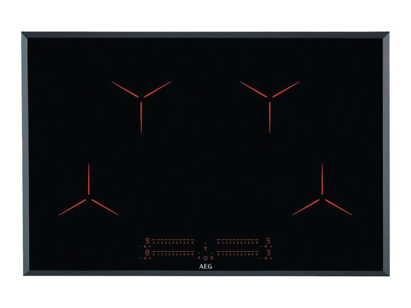 AEG 80cm Induction Hob With PureHob