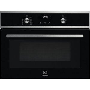 Image of Electrolux Built In Combi Microwave Oven KVLDE40X