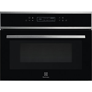 Image of Electrolux Built In Combi Microwave Oven KVLBE00X