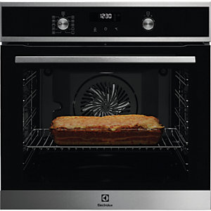 Image of Electrolux Pyrolytic Single Oven KOFDP40X