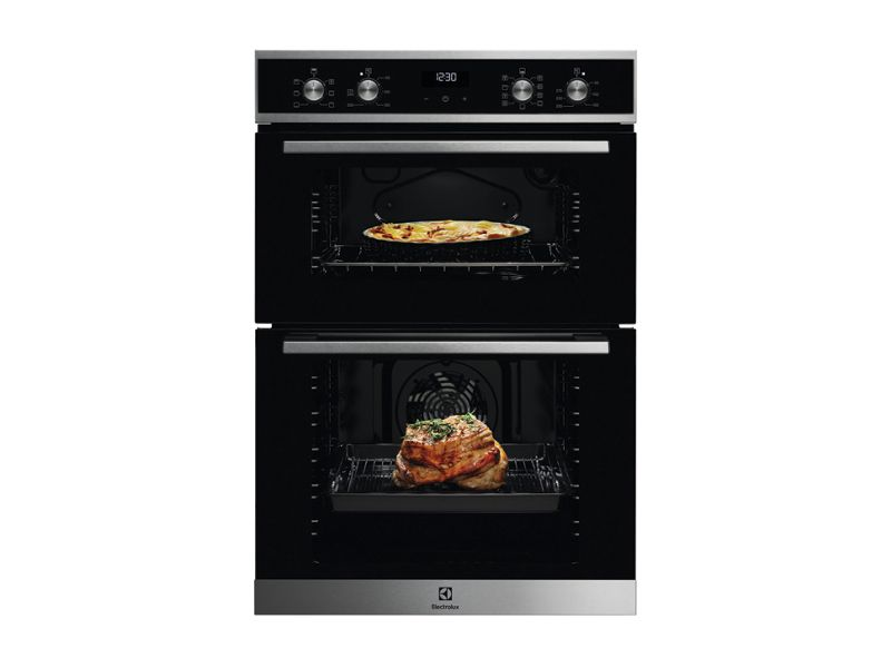 Electrolux Double Oven KDFEE40X