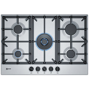 Image of NEFF N70 75cm Gas Hob with Flameselect T27DS59N0