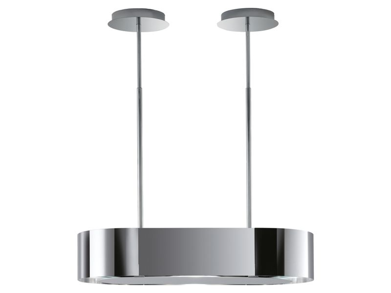 AEG Outline 90cm Island Chandelier Hood Chrome