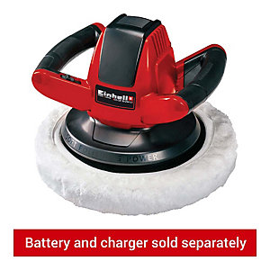 Einhell Power X-Change CE-CB 18/254 LI 18V Car Polisher - Bare
