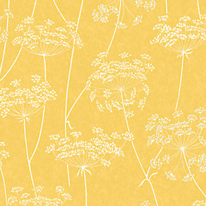 Image of Superfresco Easy Aura Wallpaper Yellow - 10m