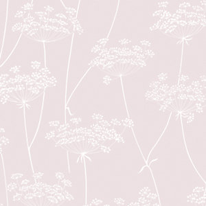 Image of Superfresco Easy Aura Wallpaper Pink - 10m
