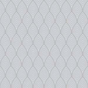 Image of Superfresco Easy Bercy Wallpaper Grey - 10m