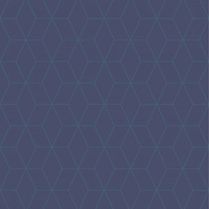 Superfresco Easy Prism Wallpaper Blue - 10m