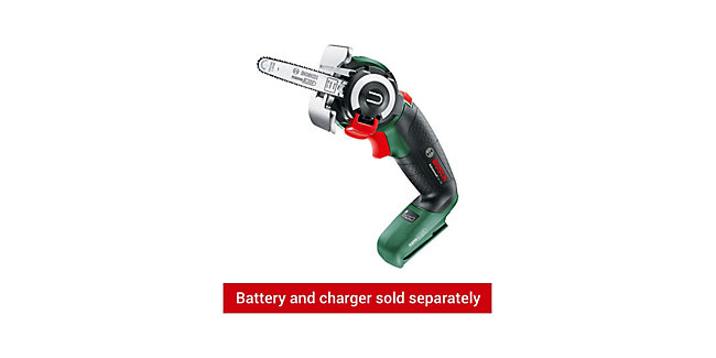 Bosch 18V AdvancedCut 18 Brushless Cordless Saw With Nano Blade - Bare