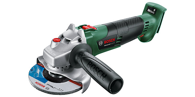Bosch 18V AdvancedGrind Cordless Grinder 125mm - Bare