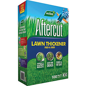 Image of Aftercut Lawn Thickener Feed & Seed - 100m2