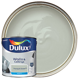 Dulux - Tranquil Dawn - Matt Emulsion Paint 2.5L