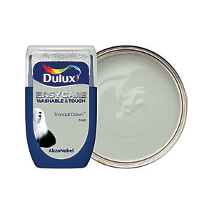 Dulux Easycare Washable & Tough - Colour of the year 2020 - Tranquil Dawn - Paint Tester Pot 30ml