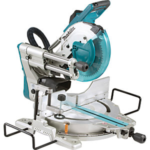 Makita LS1019/1 260mm Sliding Mitre Saw 110V - 1510W