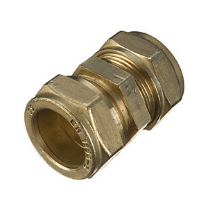 Image of Primaflow Compression Coupler 15mm 50 Pack