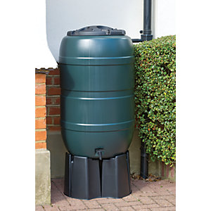Image of Wickes 210 Litre Water Butt Kit