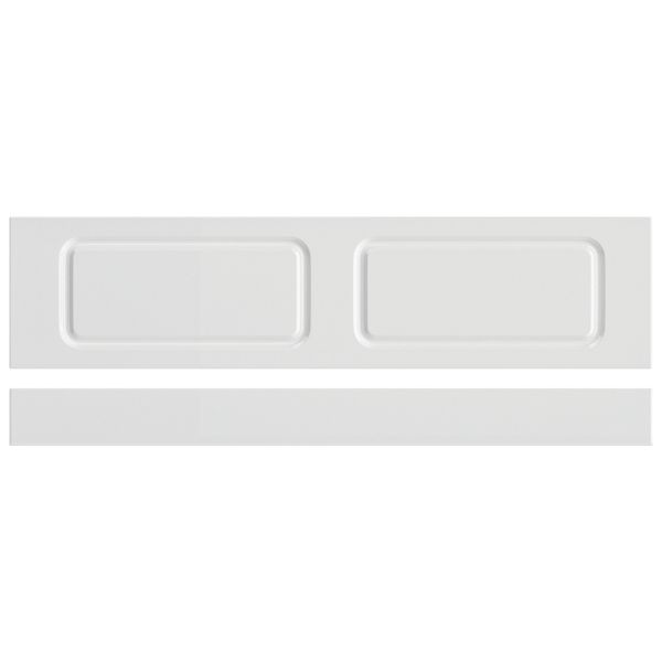Wickes Traditional Wooden Front Bath Panel - 1700 x 600mm