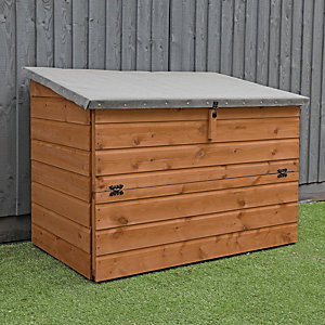 The Mercia Shiplap Storage Chest