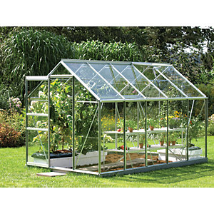Vitavia Venus 6 x 10 ft Toughened Glass Greenhouse