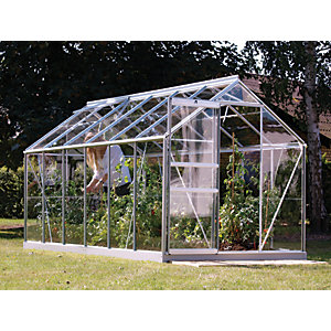 Vitavia Venus 6 x 12 ft Toughened Glass Greenhouse