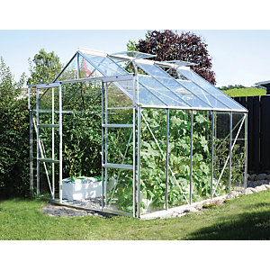 Vitavia Jupiter 8 x 10 ft Horticultural Glass Greenhouse