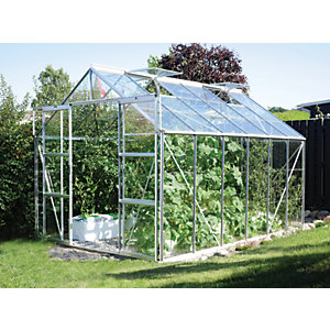 Vitavia Jupiter 8 x 12 ft Horticultural Glass Greenhouse