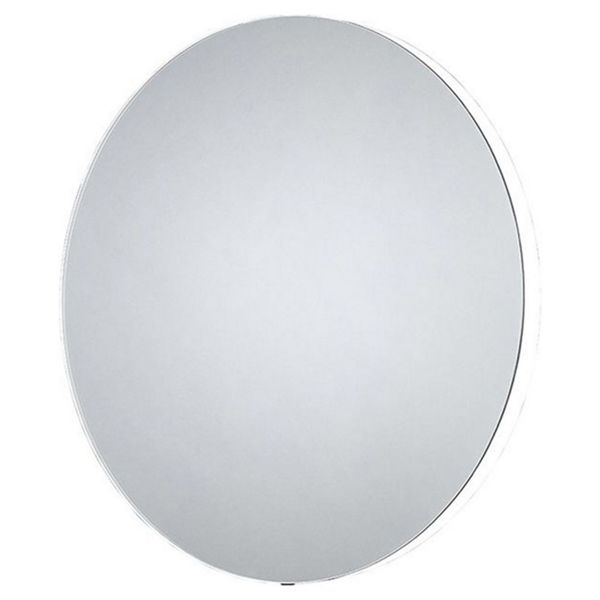 Wickes Baltic Round Backlit LED Bathroom Mirror