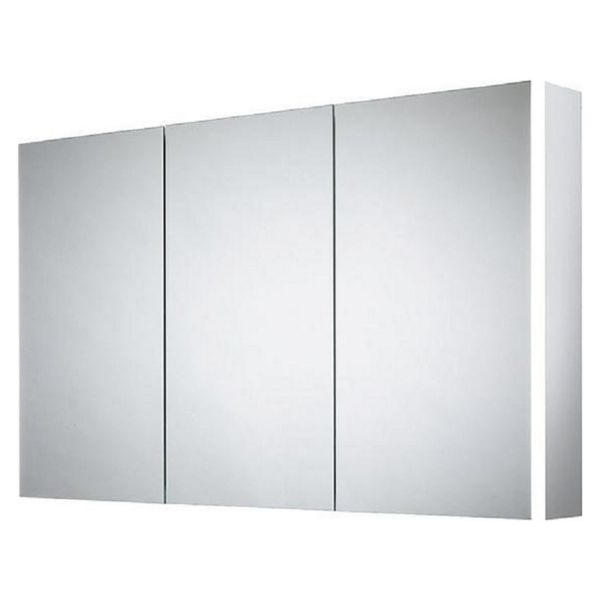 Wickes Grantham Bluetooth LED Triple Door Bathroom Mirror Cabinet