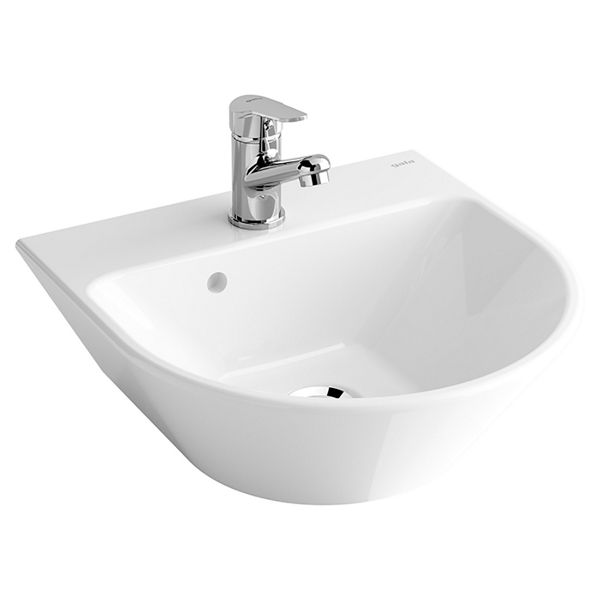 Roca Aris Cloakroom Bathroom Basin - 400 mm