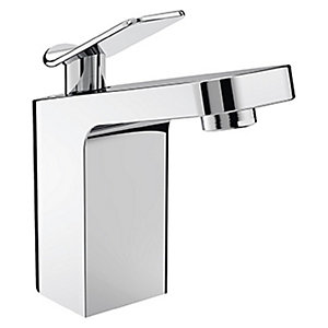 Bristan Alp 150mm 1 Hole Deck Bath Mixer Tap - Chrome