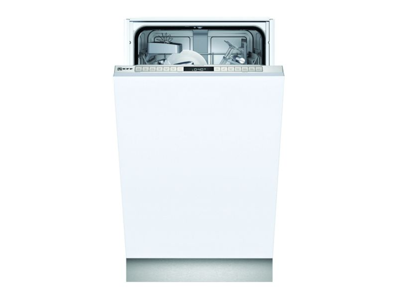 NEFF Slimline Built-In Dishwasher with Home Connect S875HKX20G