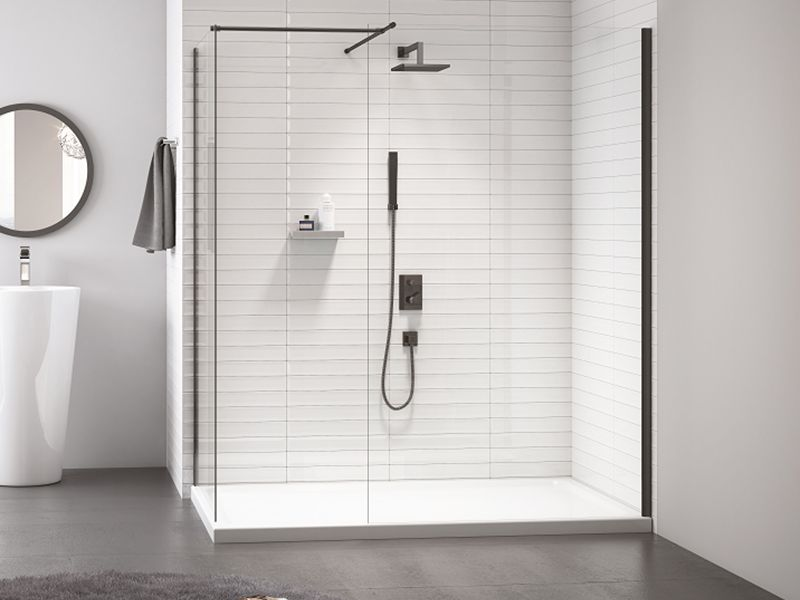 20 year guarantee on all our 8mm shower enclosures and bath screens.