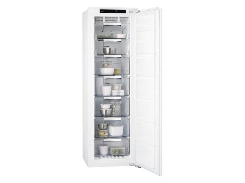 AEG Integrated Upright Freezer