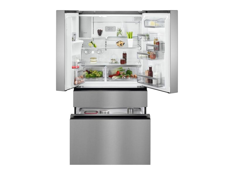 AEG Connected Frost Free MultiSwitch American Fridge Freezer RMB96719CX