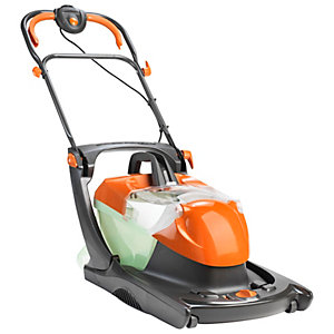Glider Compact 330 AX Electric Hover Collect Lawnmower