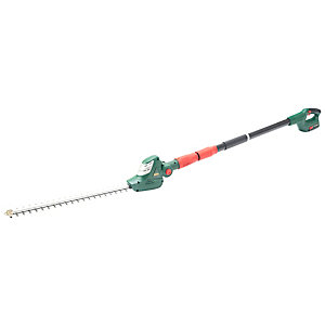 Image of 20V Long Reach Hedge Trimmer with Battery & Charger