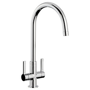 Abode Pico Monobloc Kitchen Tap Chrome