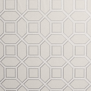 Arthouse Luxe Origin Taupe Wallpaper 10.05m x 53cm