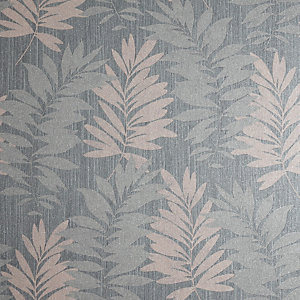 Arthouse Stardust Palm Pink & Grey Wallpaper 10.05m x 53cm