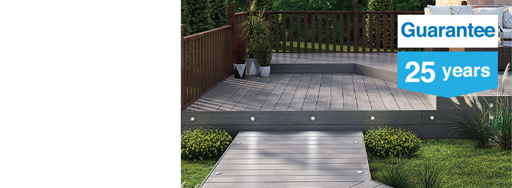 composite decking | decking | wickes.co.uk