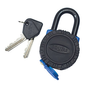 Squire Weather Protected Padlock - 40mm
