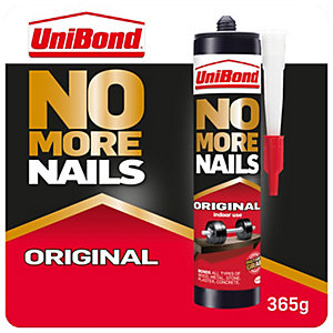 Image of Unibond No More Nails Original Cartridge - 365g