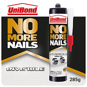 Image of Unibond No More Nails Invisible Cartridge - 285g
