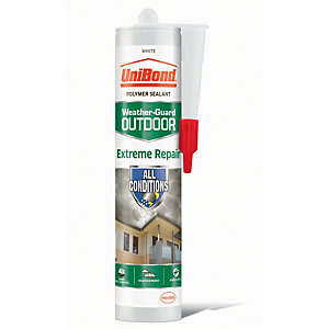 Image of UniBond Extreme Repair Sealant White - 389g