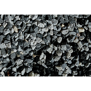 Image of Wickes Black Ice Chips 14-20mm - Major Bag