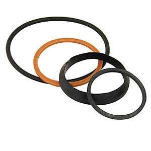 FloPlast TK32 Replacement Trap Seal Kit - 32mm Pack of 4