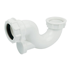 FloPlast TSB42 Shallow Bath Trap - 40mm