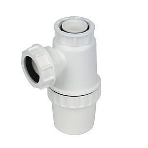FloPlast TB37 Bottle Trap - 32mm