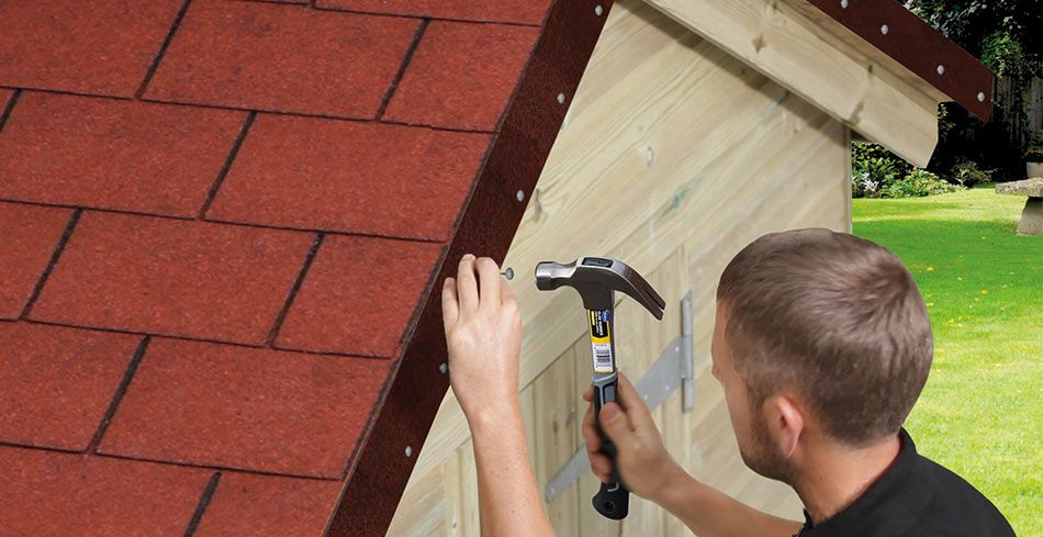 How to Fit Roofing Shingles | Wickes.co.uk