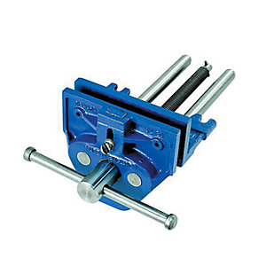 Irwin T52ED Woodworking Quick Release Vice - 7in